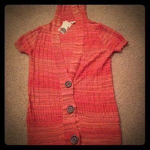Hodded blouse